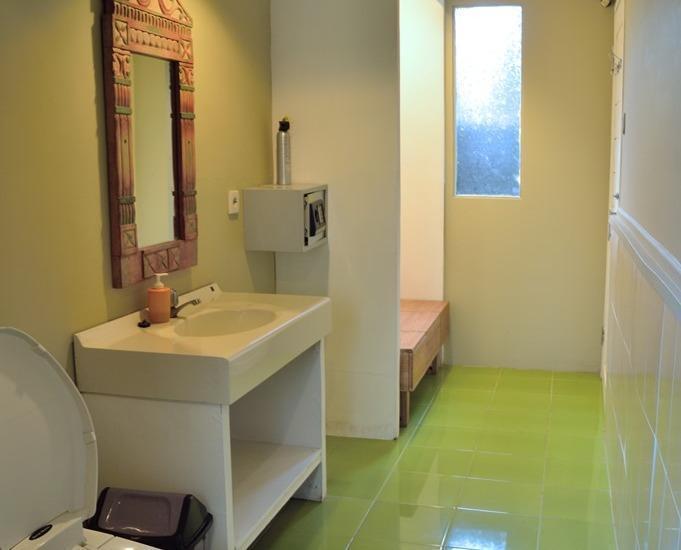 Nyima Inn Bali - Taman kabin mandi room3