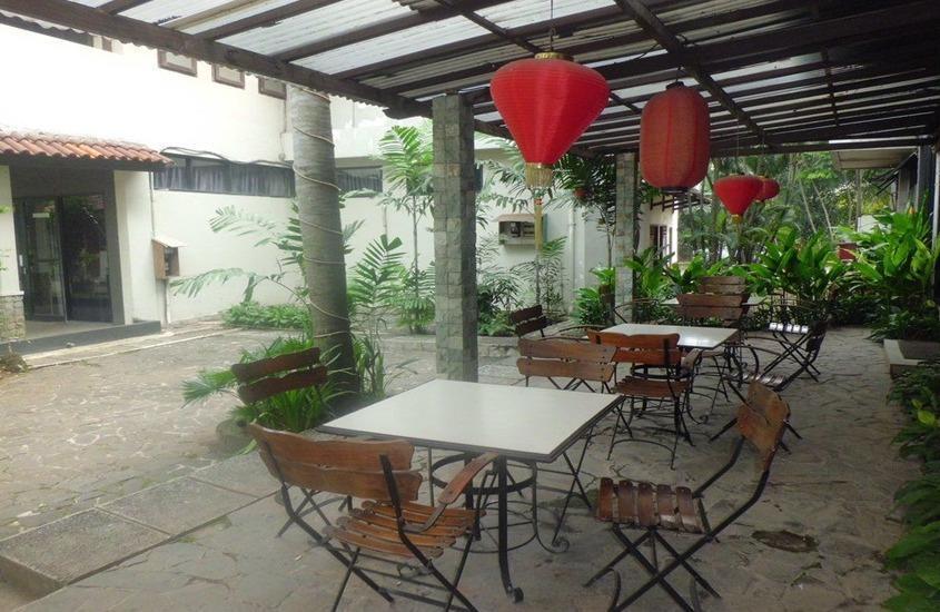 Shinju Apartment Cilandak Jakarta - Restoran