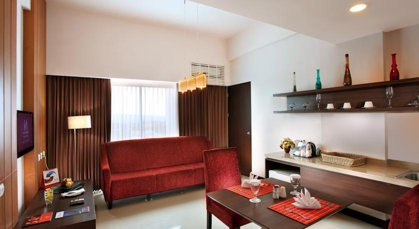 Swiss-Belinn Malang - Rooms1