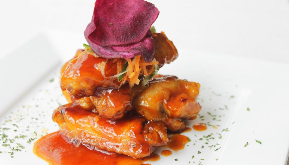 Swiss-Belinn Malang - Chicken Wings