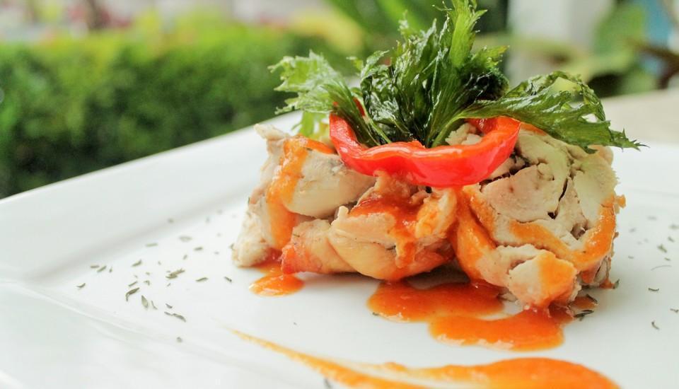 Swiss-Belinn Malang - Chicken Rostie