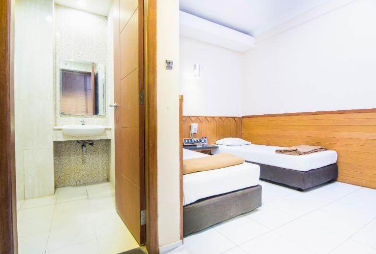 Hotel Bintang Solo - Kamar Moderate