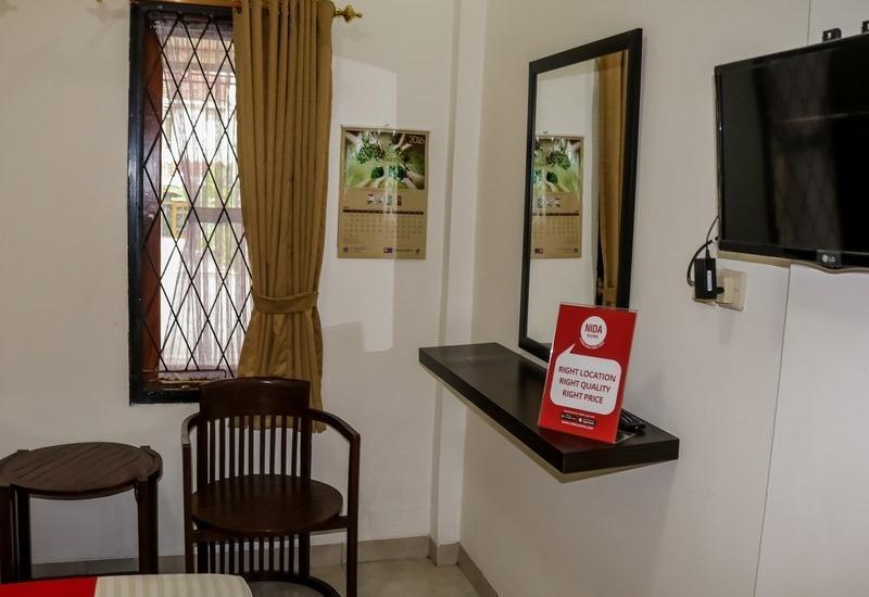 NIDA Rooms Sun House Raya 24 Lenkong - Kamar tamu