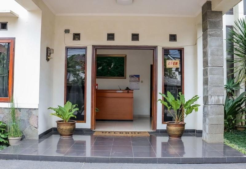 NIDA Rooms Sun House Raya 24 Lenkong - Lobi