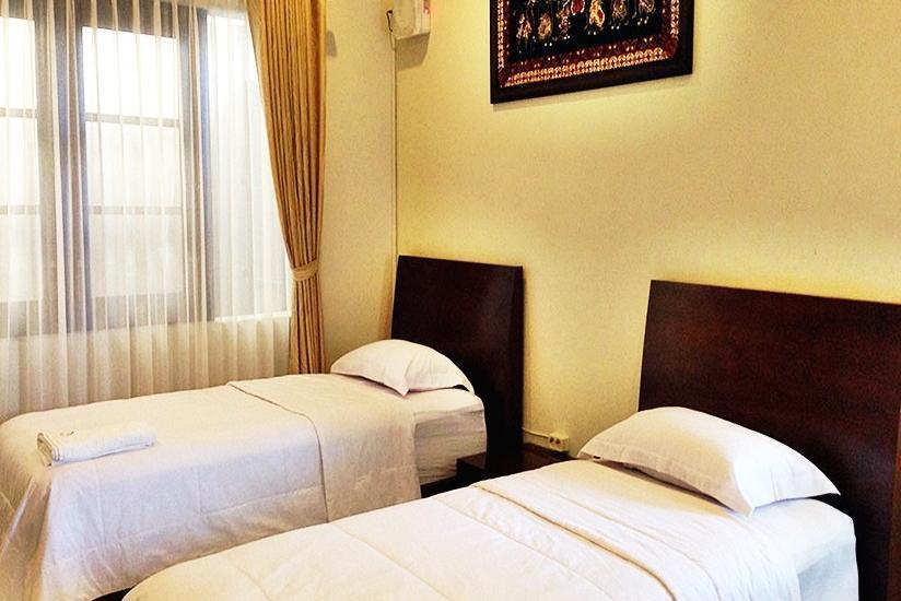 Omah Garuda Homestay Yogyakarta - Deluxe Twin