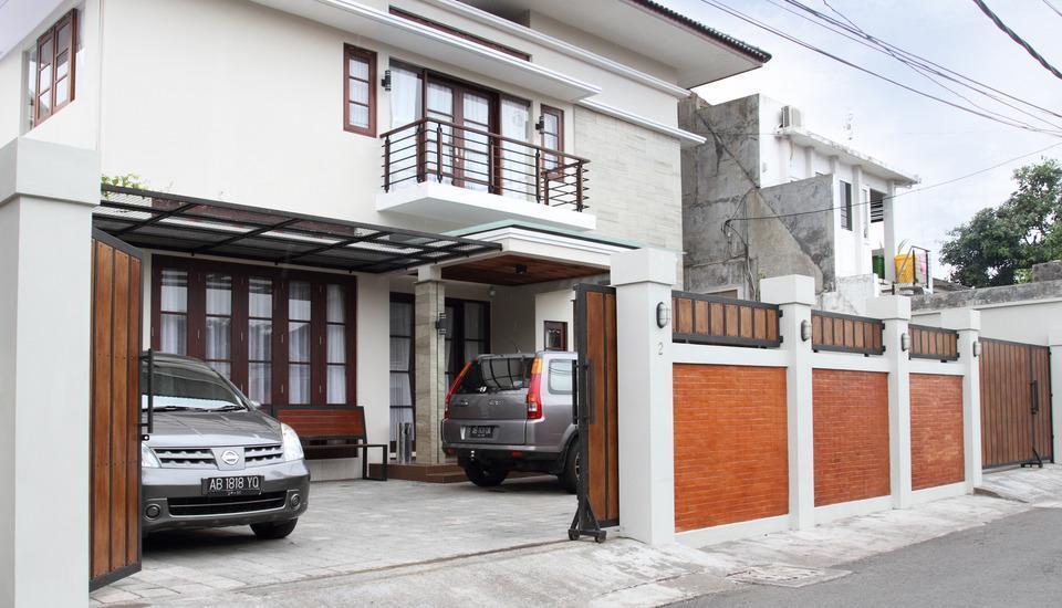 Omah Garuda Homestay Yogyakarta - Tampilan Luar Hotel