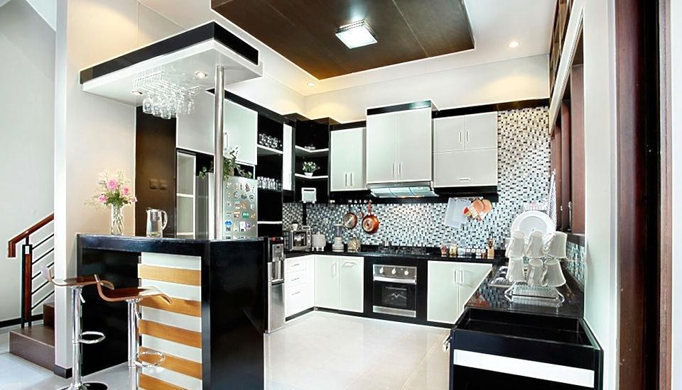 Omah Garuda Homestay Yogyakarta - Dapur