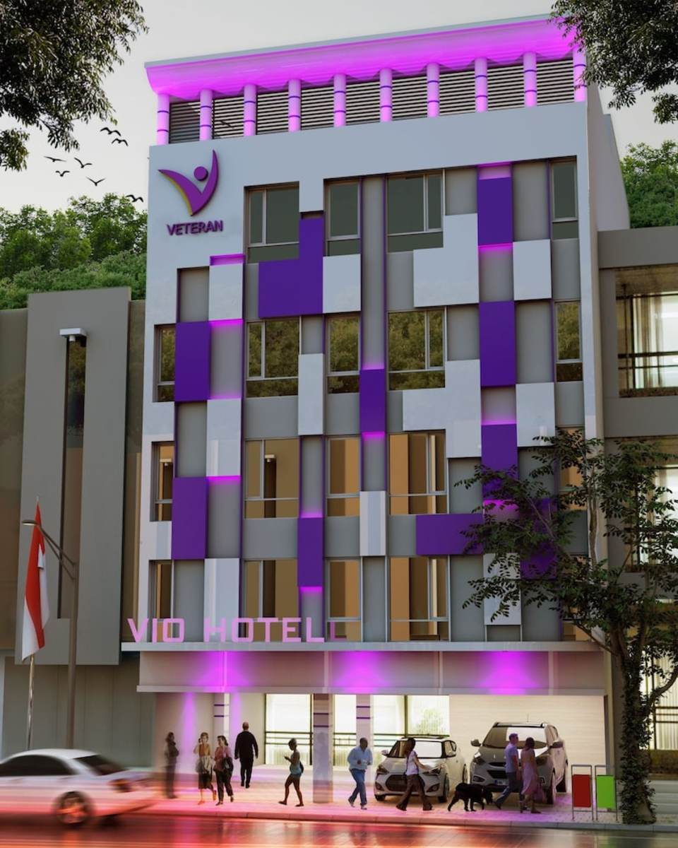 Vio Hotel Veteran