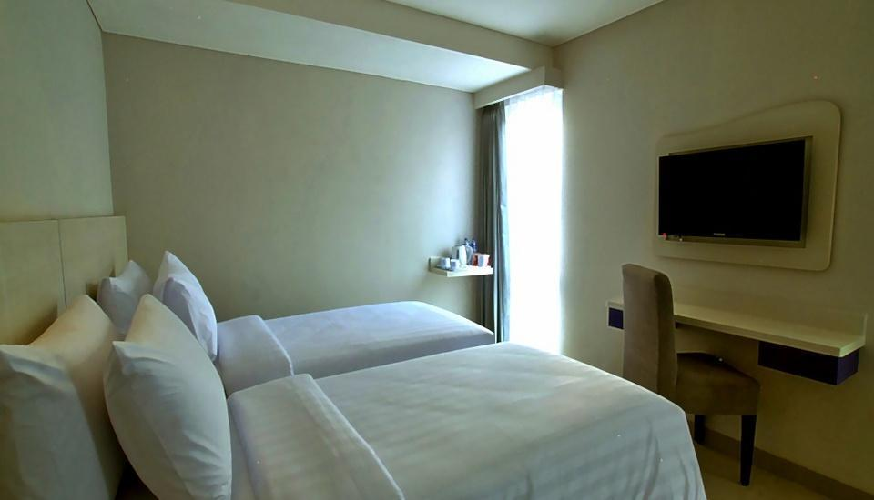 Vio Veteran Bandung - Classy Room With Breakfast 1 Pax Regular Plan