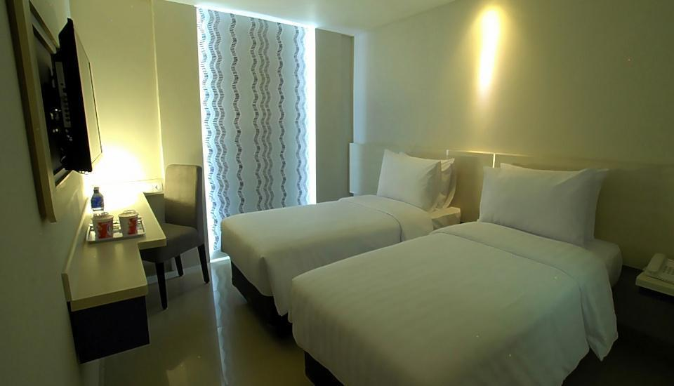 Vio Veteran Bandung - Cozy Room Only Regular Plan