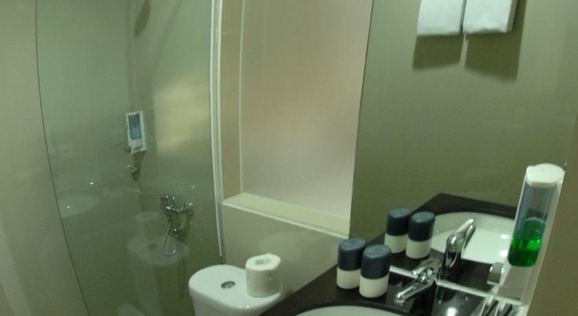 Vio Veteran Bandung - Kamar mandi