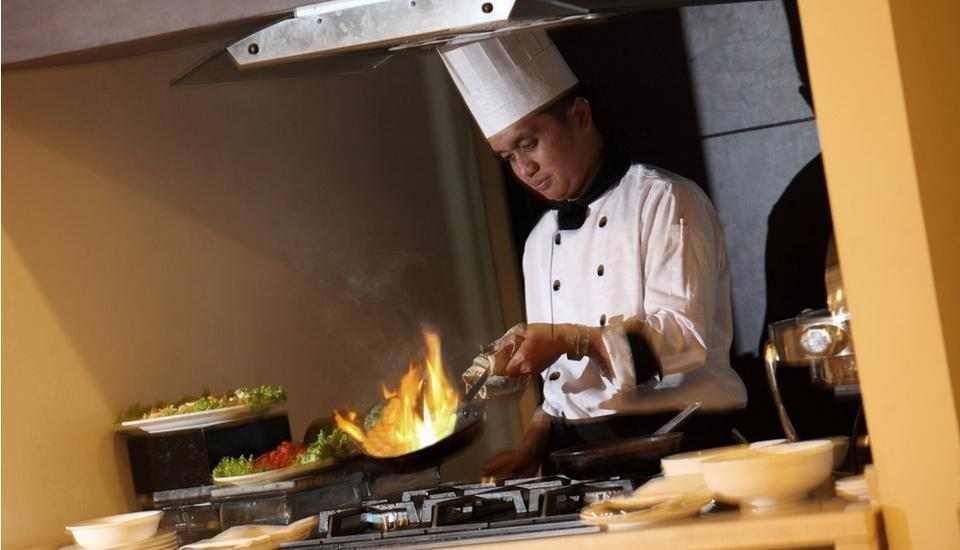Hotel Santika Bengkulu - Cooked