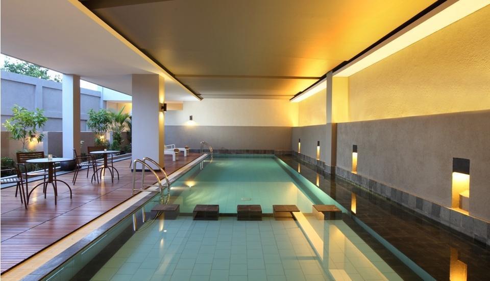 Hotel Santika Bengkulu - Kolam