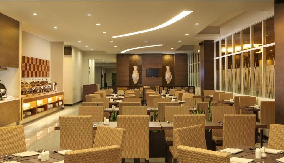 Hotel Santika Bengkulu - Restoran