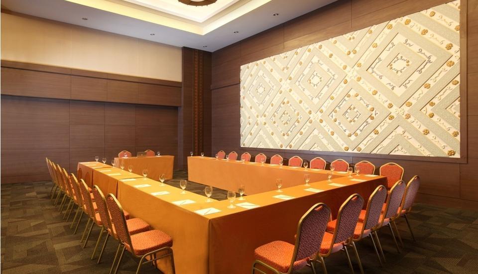 Hotel Santika Bengkulu - Ruang Meeting