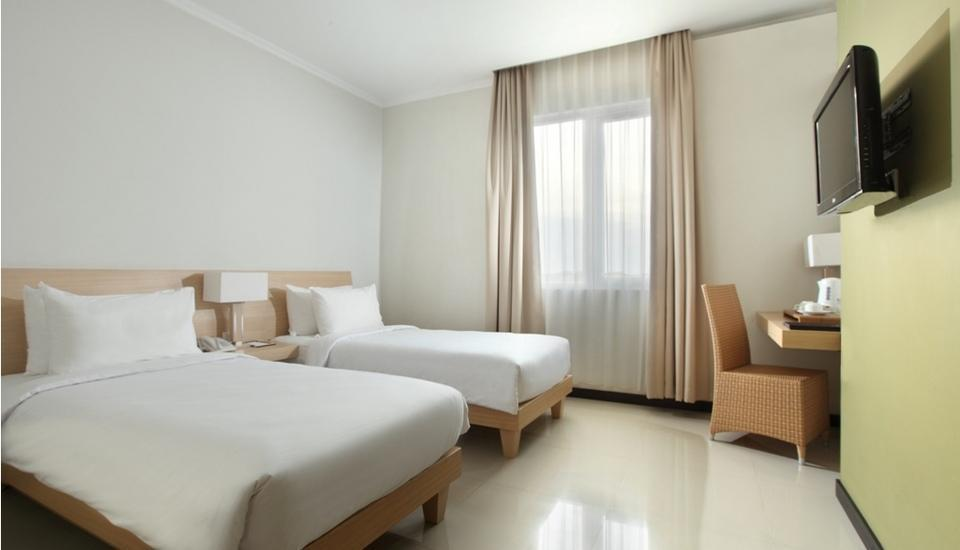 Hotel Santika Bengkulu - Superior Room Twin Regular Plan