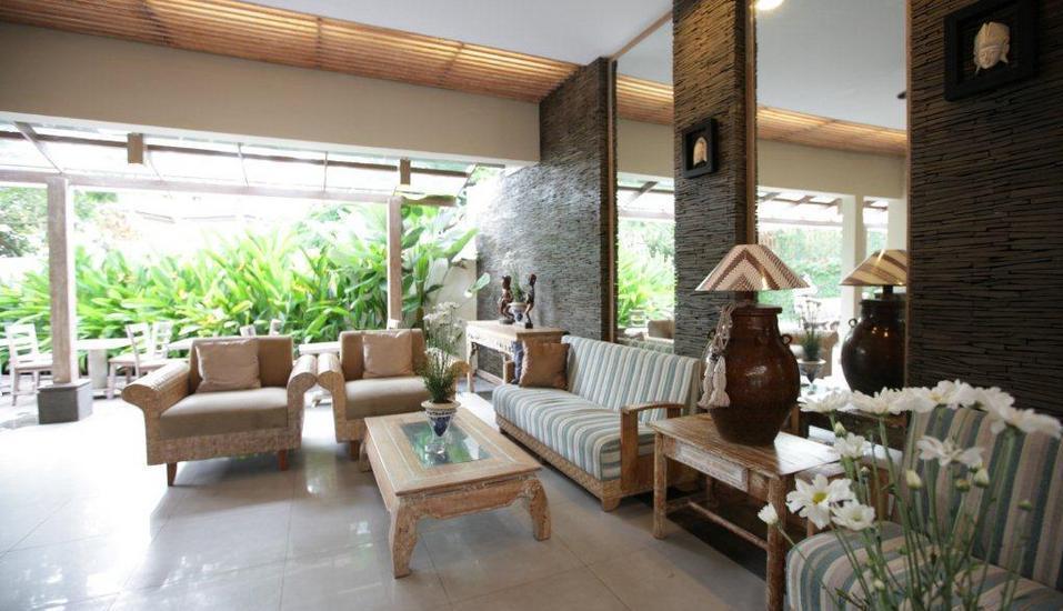 Pondok Sari Hotel Bali - Lobby
