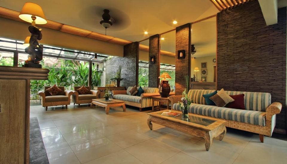Pondok Sari Hotel Bali - Lobi