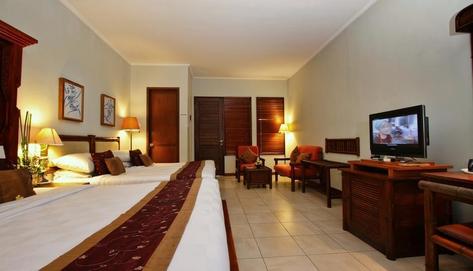 Pondok Sari Hotel Bali - Family Room Only Regular Plan