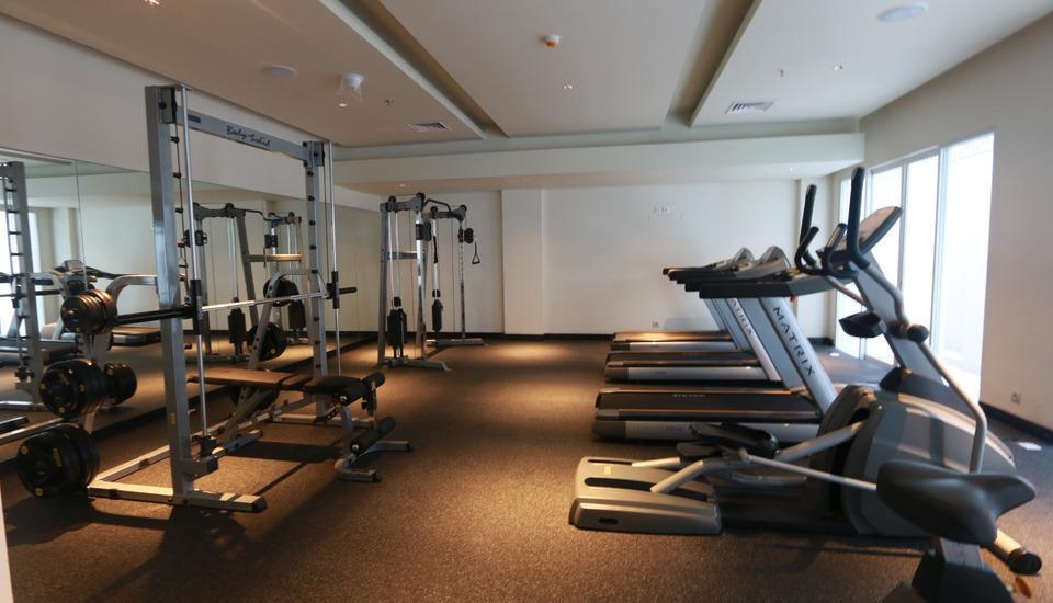 Bali Paragon Resort Hotel Bali - Fitness Center