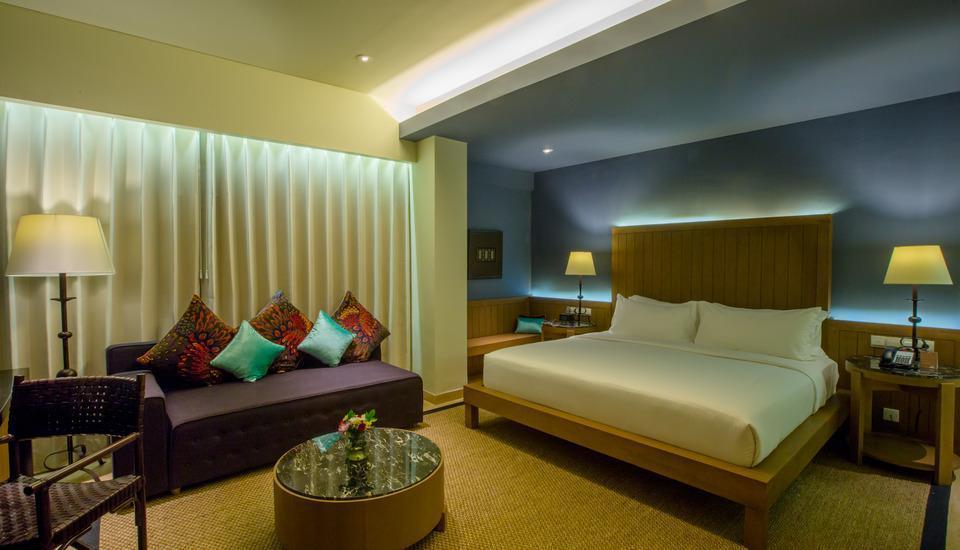 Bali Paragon Resort Hotel Bali - Kamar Suite Regular Plan