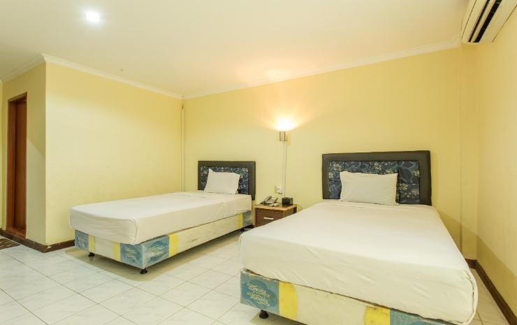 Hotel Herly Syariah Balikpapan - Superior Twin Regular Plan