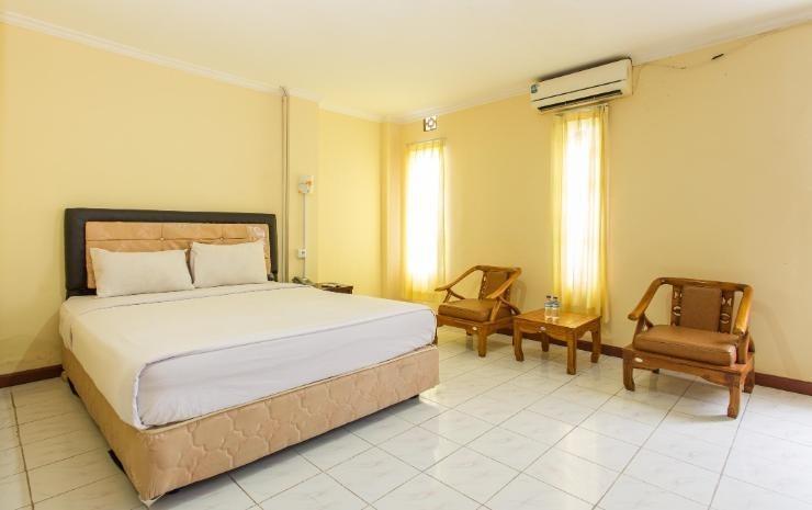Hotel Herly Syariah Balikpapan - Deluxe Double Regular Plan