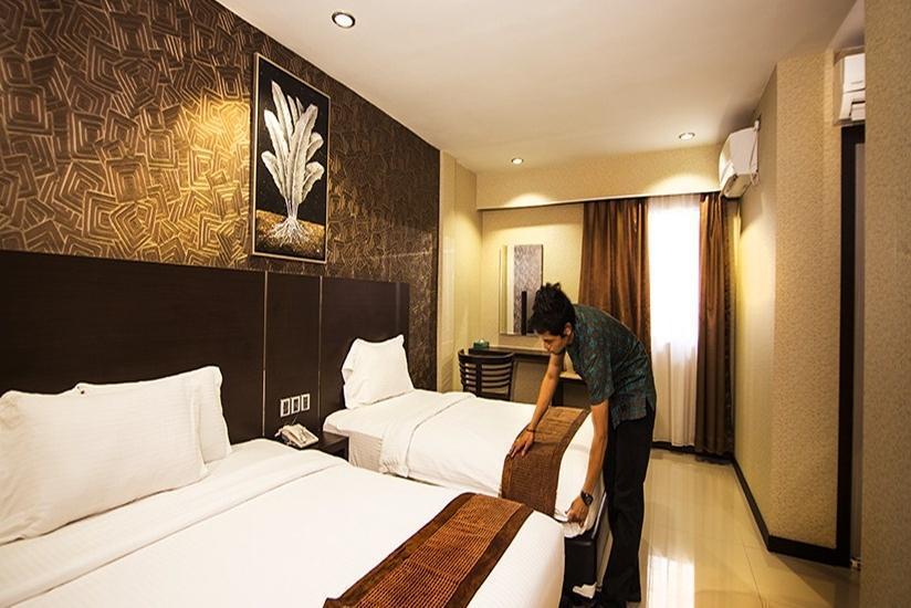 Hotel Kireinn Batam - Kamar Tamu