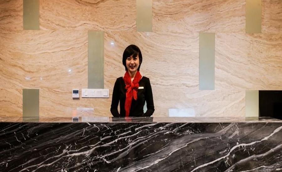 Liberty Hotel Thamrin Jakarta Jakarta - Resepsionis