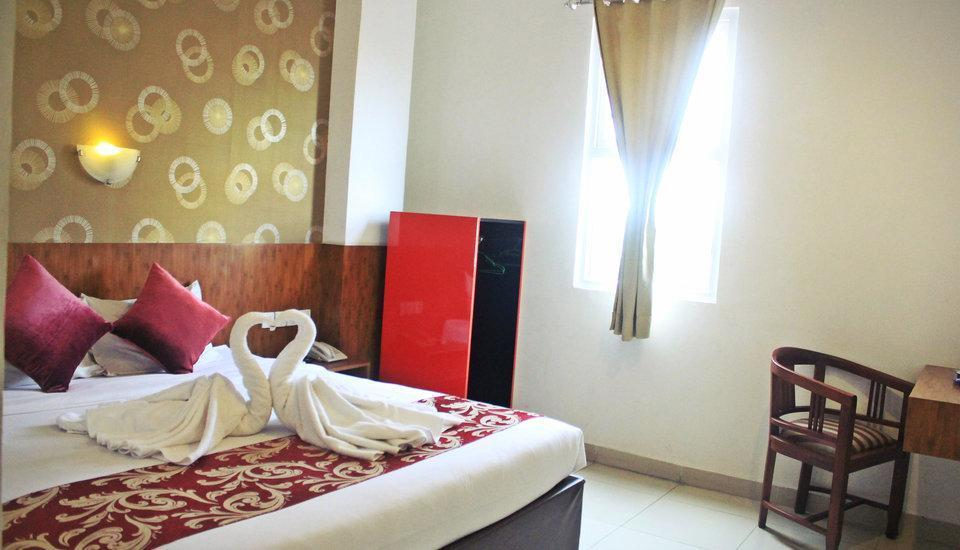 Hotel Marilyn South Tangerang - deluxe room