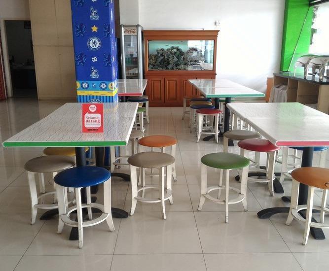 NIDA Rooms Arifin 55 Malang - Restoran