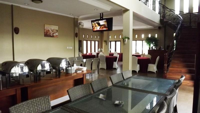 Hotel Puri Kayana Serang - Restaurant