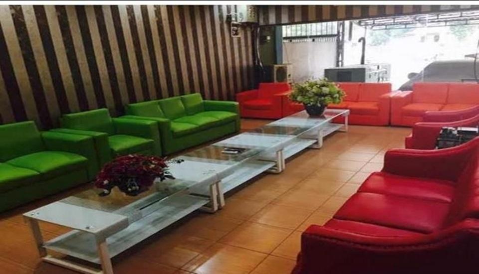 Paninda Hotel Medan - Interior