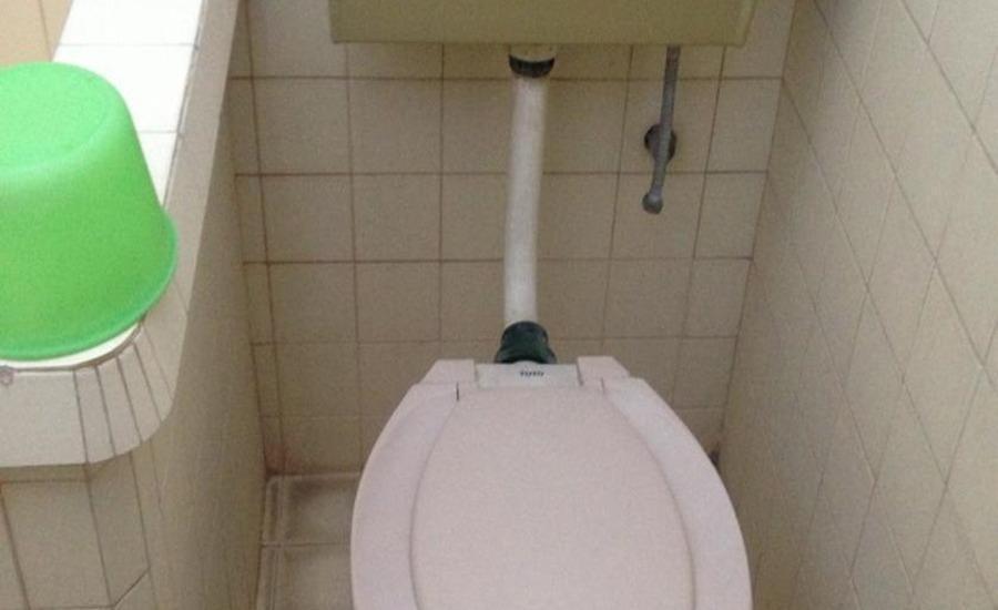 Hotel & Restaurant Anugerah Bondowoso - Kamar mandi di kamar AC