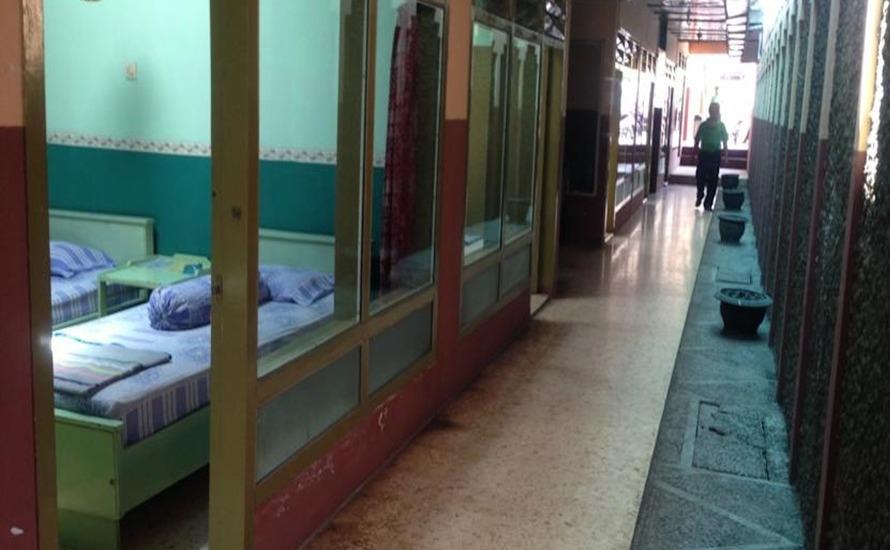 Hotel & Restaurant Anugerah Bondowoso - Coridor utama