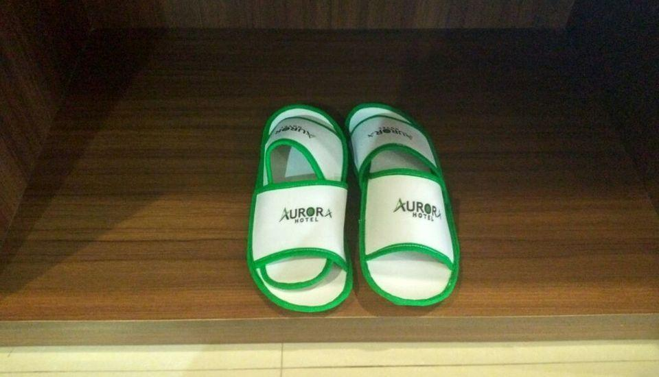 Aurora Hotel Jakarta Jakarta - Sendal