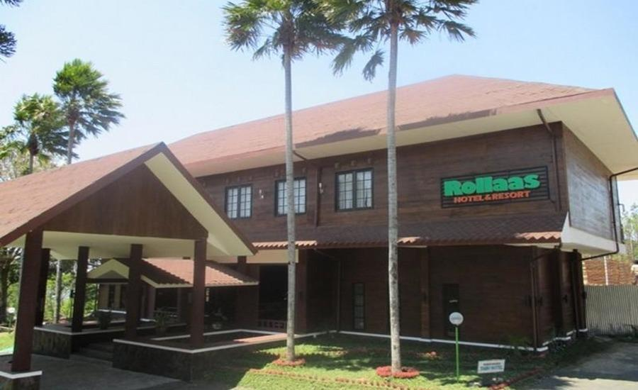 Rollaas Hotel and Resort Malang - Tampilan Luar Hotel