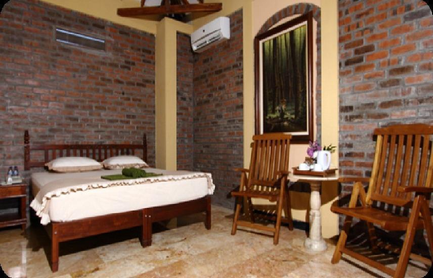 Padi Heritage Hotel Malang - Exotic Gold Double Regular Plan