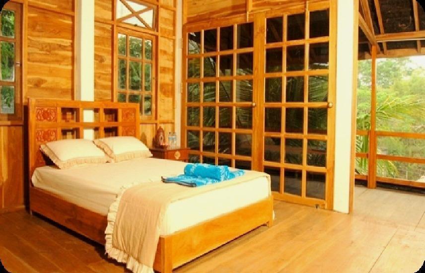 Padi Heritage Hotel Malang - Kamar tidur