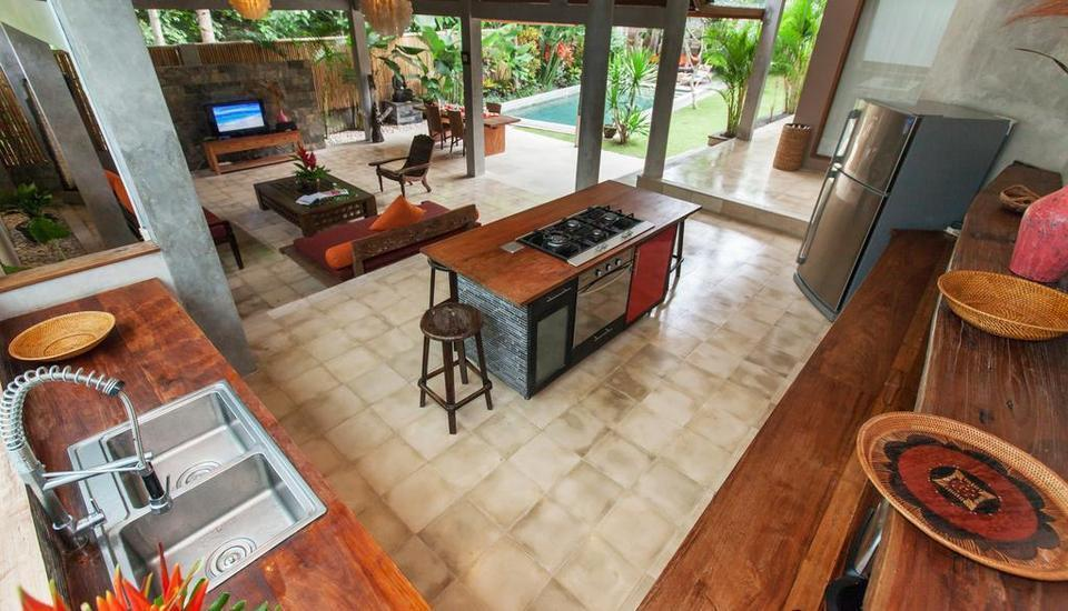 Villa Liang by Nagisa Bali Bali - Interior