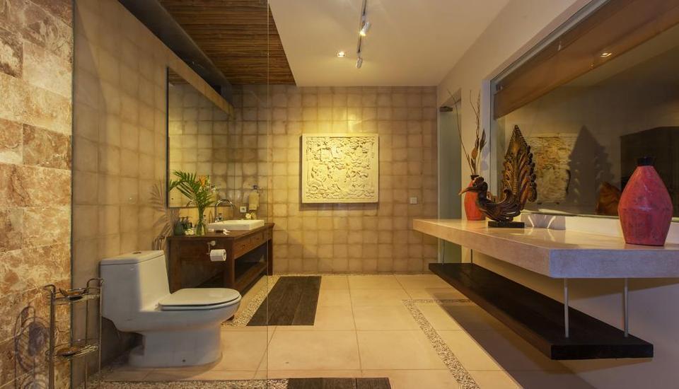 Villa Liang by Nagisa Bali Bali - Kamar mandi