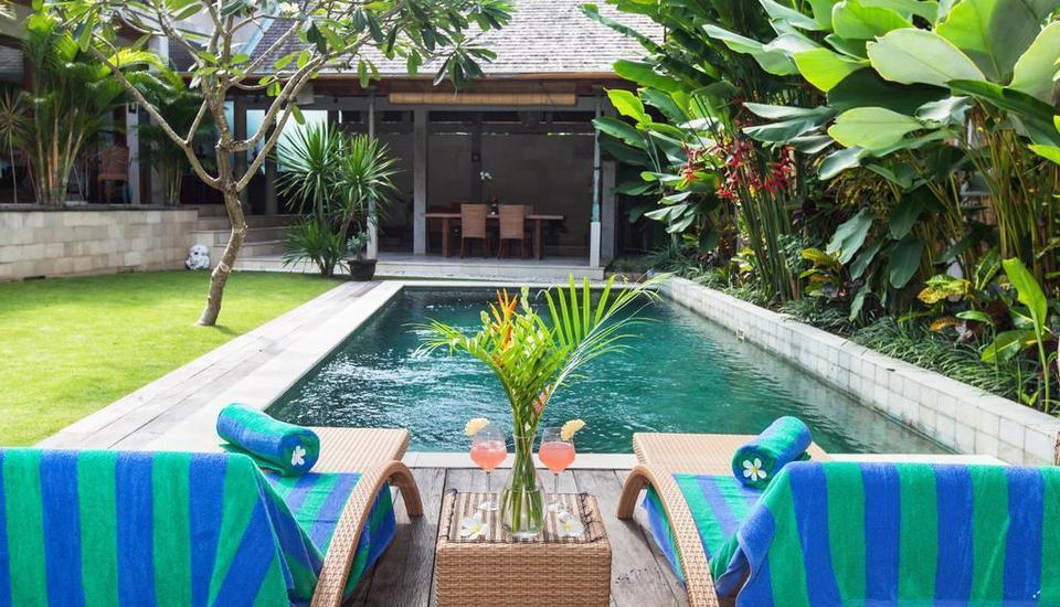 Villa Liang by Nagisa Bali Bali - Kolam Renang