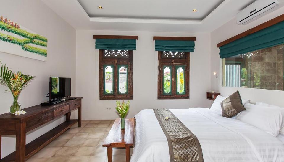 Villa Liang by Nagisa Bali Bali - Two Bedroom Villa with Private Pool Regular Plan