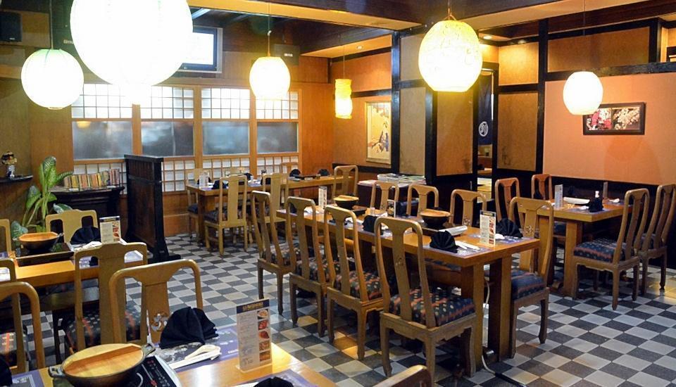 Garden Palace Surabaya - Restoran Nishiki