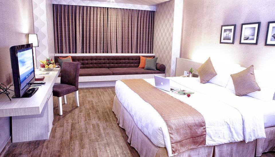 Garden Palace Surabaya - Superior Room Only Promo 4