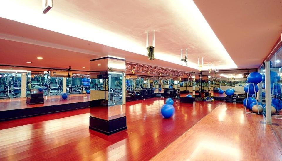 Garden Palace Surabaya - pusat kebugaran