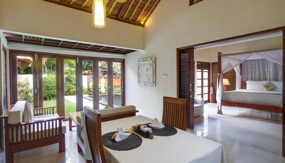 Bali Baliku Villa Bali - One Bedroom Villa with Living room