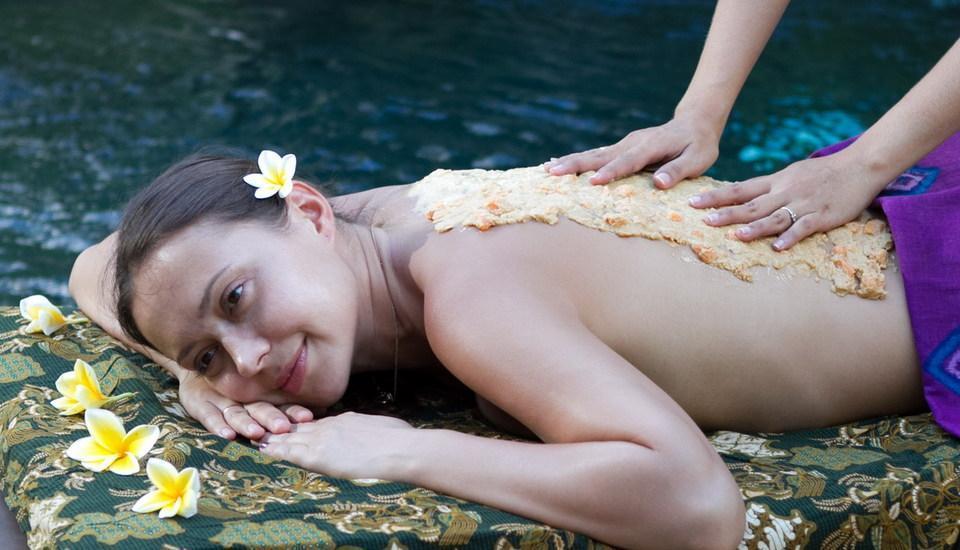 Bali Baliku Private Pool Villas Jimbaran - Spa inside your Villa