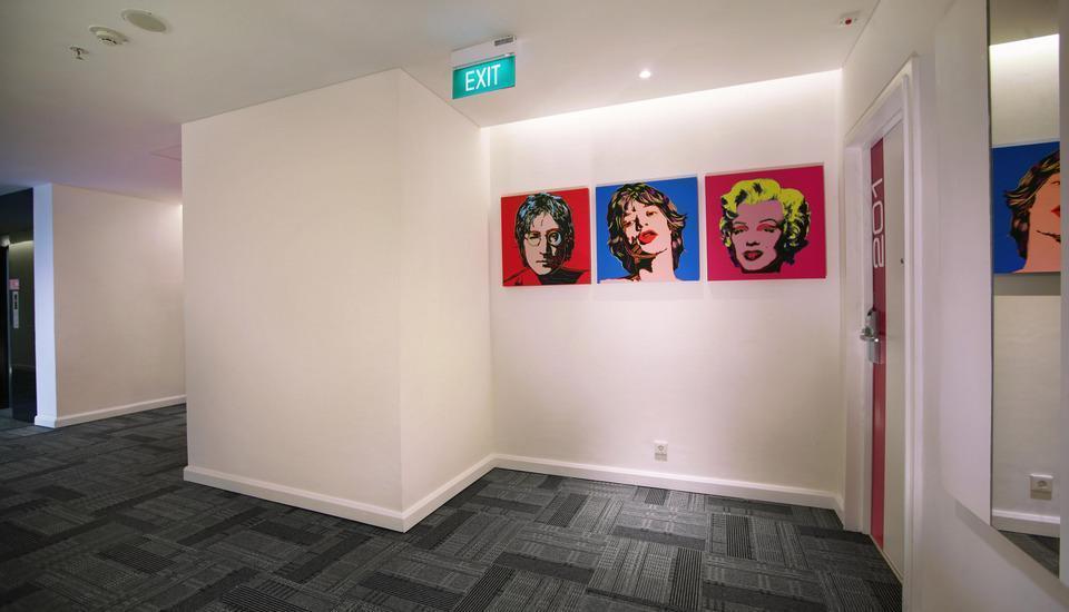 favehotel Melawai - Hotel Interior