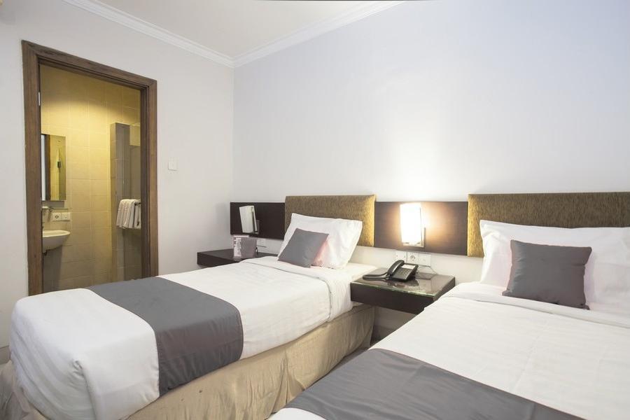 Country Heritage Surabaya - Double Room or Twin Room Regular Plan
